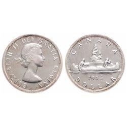 $1.00. 1956. ICCS PL-67.