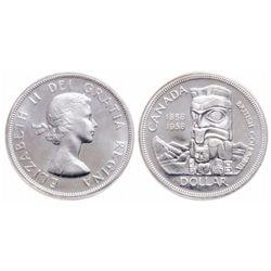 $1.00. 1958. ICCS PL-67.
