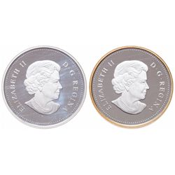 Lot of two (2) ICCS graded commemorative silver dollars.