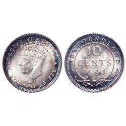 10 Cents. 1941C. ICCS MS-65.