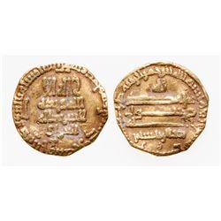 1 Dinar. 815 AD. A222.13. VF.