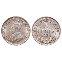 1929. ICCS AU-58. Near Mint State. Lightly toned.