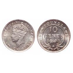 1940. 'Doubled Date'. ICCS AU-55. Brilliant. Ex. Heritage 2004, HWCA auc….