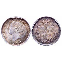 5 Cents. 1894. PCGS MS-63.