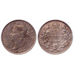 1875-H. CCCS graded Very Fine-20. (slight corrosion; scratch). Lightly to….