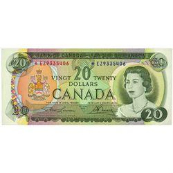 $20.00. 1969. BC-50bA. PMG AU-58.