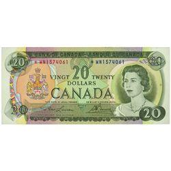 $20.00. 1969. BC-50bA. PMG AU-50 EPQ.