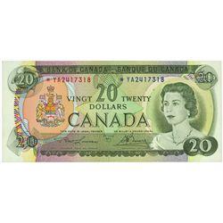 $20.00. 1969. BC-50bA. PMG GUNC-65 EPQ.