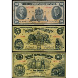 THE ROYAL BANK OF CANADA. $10.00. Jan. 2, 1935. CH-630-18-04a. No. 10568….