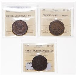 Breton-730.  UC-12A2.  To Facilitate Trade.  1823.  ICCS Extra Fine-45;  Br…