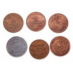 Breton-579. Copper & White metal.;  Breton-580. Copper;  Breton-587, 587a, …