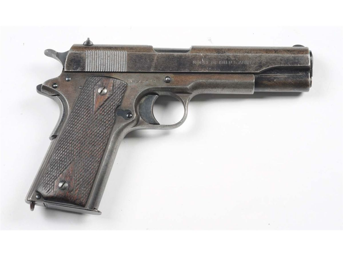 Colt/Savage Model 1911 U S  Army Pistol **