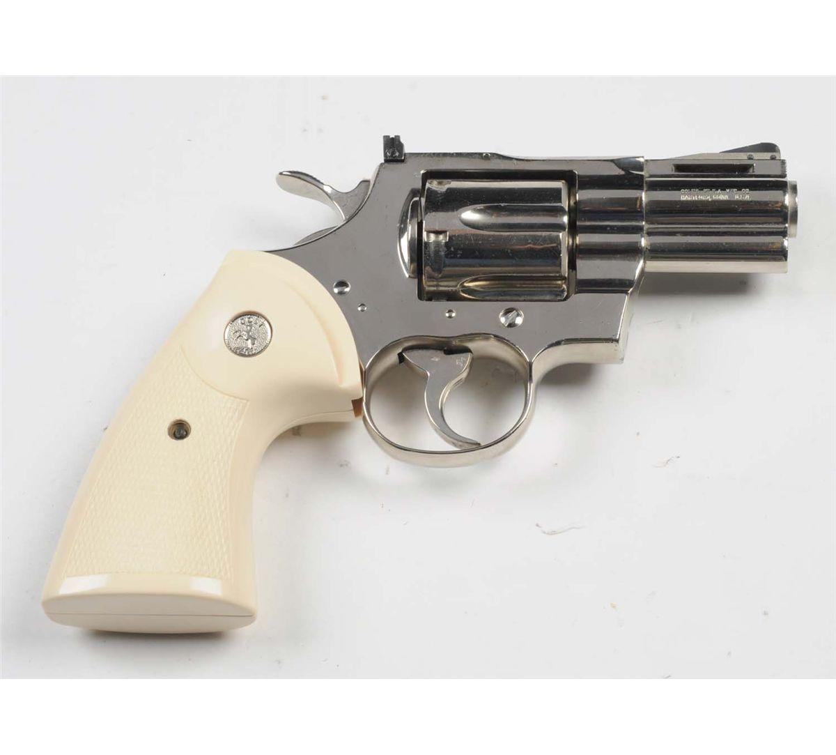 Colt Python Double Action Revolver **
