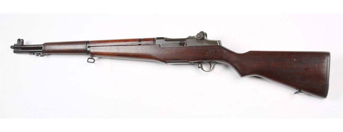 Unfired Springfield M1 Garand Rifle **
