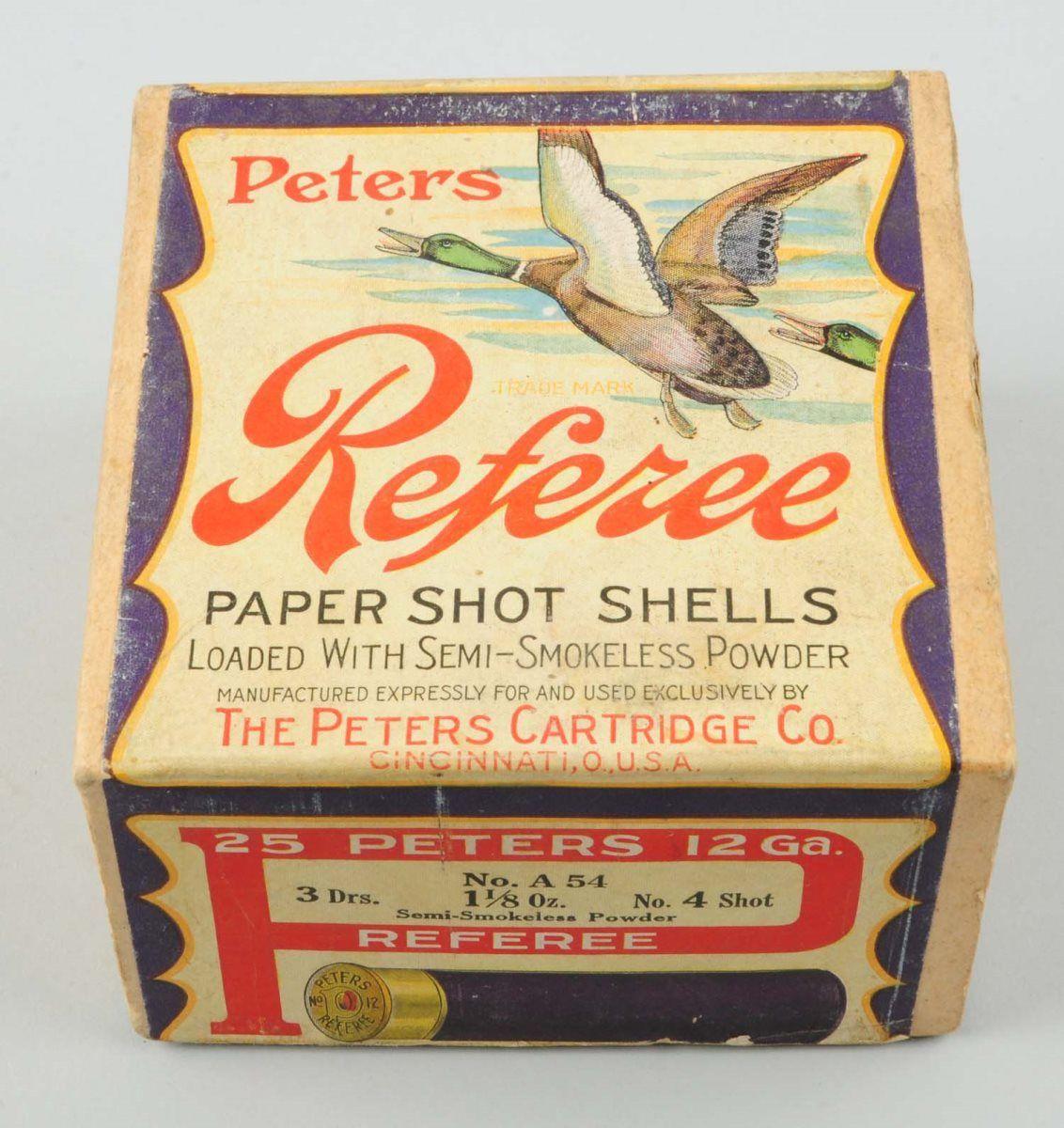 dating peters shotgun shells