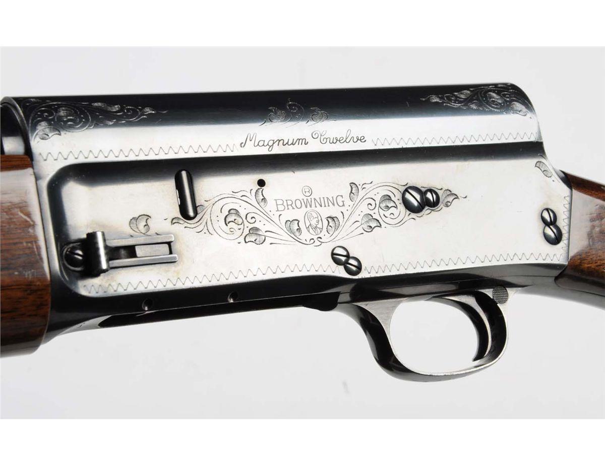 Browning A5 Shotgun dating