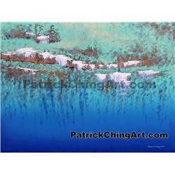 Azure Shoals - Patrick Ching 2014