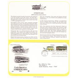 Early American Streetcars