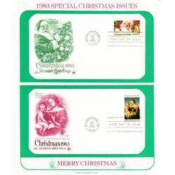 Christmas 1983 Season's Greetings