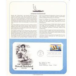 Hawaii Statehood 1959-1984