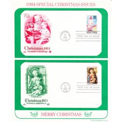 Christmas 1984 Season's Greetings