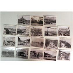 18 PRE-WWII ERA PHOTOS OF GERMANY & AUSTRIA--