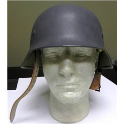 NAZI LUFTWAFFE DOUBLE DECAL HELMET-REPRODUCTION