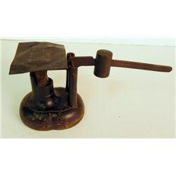 "Antique Scale - Circa 1850 ""Phila"" Maker Marked"
