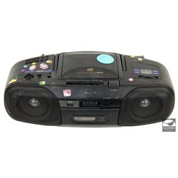 Hero Sony Boombox from Annie