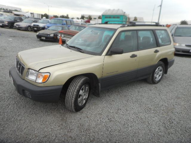 subaru forester 2001 t live auction world