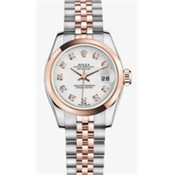 233-10224:Rolex The Oyster Perpetual Lady-DateJUST