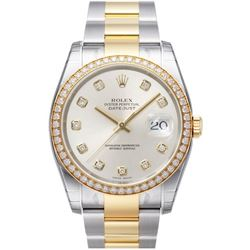 234-10195:Rolex The Oyster Perpetual Mid-DateJUST