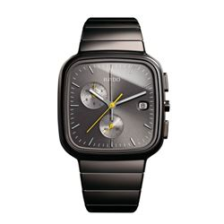 266-10006:Rado R5.5 XL quartz chronograph watch