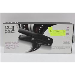 PHI PORTABLE HAIR STRAIGHTENER