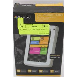 "POLAROID 4.3"" TABLET (PMID4311)"