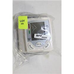 NEW DIGITAL ELECTRONIC BLOOD PRESSURE MONITOR