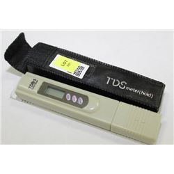 NEW TDS ELECTRONIC WATER QUAILTY TEST METER