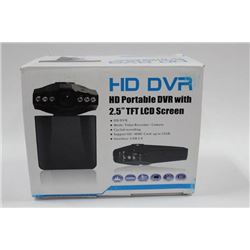 NEW HD DVR DASHCAM WITH LCD DISPLAY