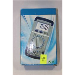 NEW DIGITAL MULTIMETER