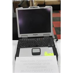 PANASONIC TOUGHBOOK WATERPROOF CF-30 TOUCHSCREEN