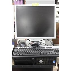 DELL OPTIPLEX 780 BUSINESS DESKTOP WIN 8.1/4GB RAM