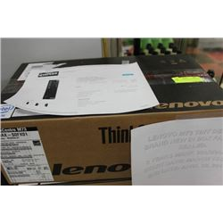 LENOVO M73 TINY DESKTOP BRAND NEW IN BOX