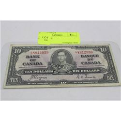 1937 $10 NOTE