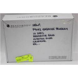 BEACHBODY P90X3 EXERCISE PROGRAM