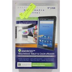ANDROID MULTIMEDIA TABLET