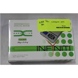 INFYNITI DIGITAL POCKET SCALE