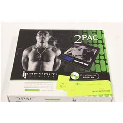 2PAC DIGITAL POCKET SCALE