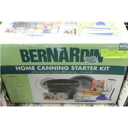 BERNARDIN HOME CANNING STARTER KIT
