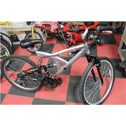 NAKAMURA 18 SPEED FULL SUSPENSION MOUNTAIN BIKE