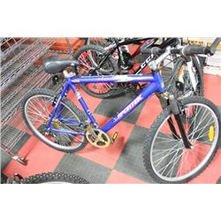 SPORTEK 21 SPEED MOUNTAIN BIKE WITH FRONT